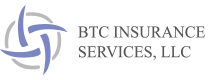 logo BTC Insurance Services sandy UT